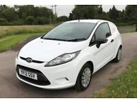 Ford Fiesta Van 1.6TDCi ( 95PS ) Stage V II ECOnetic *Air Con, Parking Sensors*