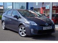 2010 TOYOTA PRIUS 1.8 VVTi T4 CVT Auto UK CAR GBP0 TAX, ALLOYS and HUD