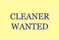 Cleaning Maid needed for vacation rentals