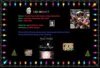 Flea Market with Psychic Medium Tracey Ross Sat.Nov 28