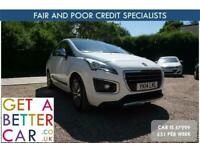 2014 Peugeot 3008 1.6 e-HDi Active 5dr EGC - CAR IS £7999 - £51 PER WEEK HATCHBA