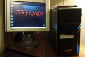 AsRock G965M-S with Windows 7 (64bit)