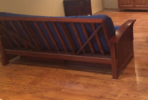 Futon Couch for Sale Stratford Kitchener Area image 1