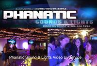 MOBILE WEDDING DISC JOCKY & VIDEO DJ SERVICE