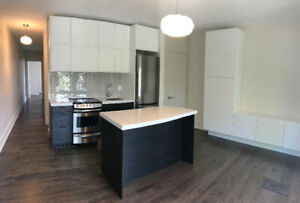 Beautifully Renovated 2 Bedroom Apartment in Dufferin Grove Area