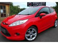 2011 11 FORD FIESTA 1.6 ZETEC S 3D - 2 OWNERS - LOW MILES - 6 FORD SERVICES