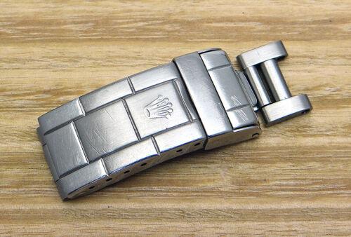 Vintage Genuine Rolex Submariner Sea-Dweller 93150 J3 1985 Watch Bracelet Clasp