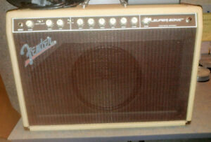 Fender Super Sonic 60 Watt Combo