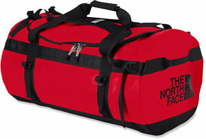 The North Face Basecamp Duffle Package