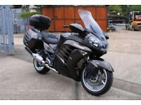 2011 - KAWASAKI GTR1400 GT, IMMACULATE CONDITION, £7,250 OR FLEXIBLE FINANCE