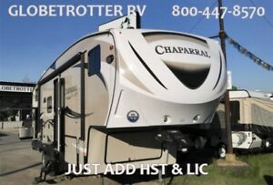 2016 Coachmen Chaparral X-Lite 31BHS 5th Wheel