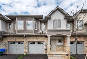 Excellent Location In Town Of Grimsby 3 BR Townhome + Lake View
