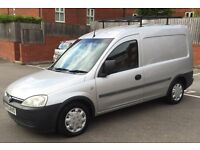 Vauxhall Combo DTI , 3 Seater !! Roof rack, Ventilated, Tow-bar