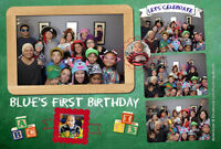 Brampton Photobooth Promo - best price w/ quality Photo booth