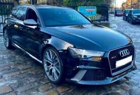 2018 Audi RS6 4.0T FSI Quattro RS 6 Performance 5dr Tip Auto *HPI CLEAR*LOW MILE