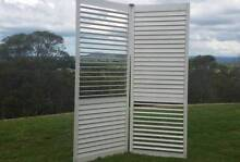 12 Western red cedar shutters left $900 for the lot Cornubia Logan Area Preview