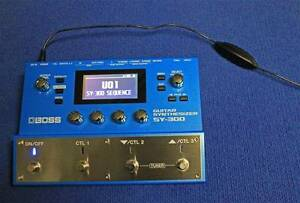 Boss SY-300: Guitar Synthesizer. As New. Kewdale Belmont Area Preview