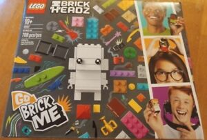 Lego Brick Headz Head 41597 Go Brick Me 708PCS