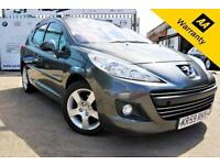 2009 59 PEUGEOT 207 1.6 SW SPORT 5D AUTO 120 BHP! P/X WELCOME! CRUISE CONTROL! F