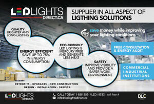 LED Lights Direct - For all Your LED Lights & Fixtures Save Now