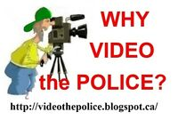Why Video the Police?