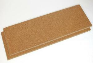 Cork Flooring 10mm Floating Floor Tiles Uniclic  for Acoustic Thermal Insulation