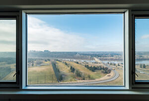 High-Rise Condo With a View at The Gainsborough
