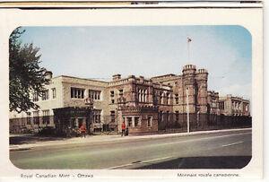 Postcard set of Royal Canadian Mint Cambridge Kitchener Area image 7