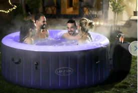HOT TUB HIRE FOR PARTIES CELEBRATIONS