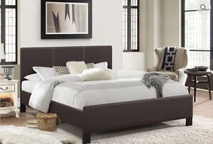 Brand new queen platform bed $248+FREE DELIVERY+FREE SETUP!!