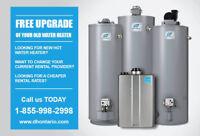 Hot Water Heater Upgrade Rent to Own Program