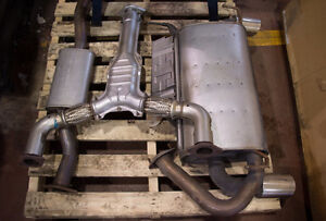 New 350z Nissan Exhaust System
