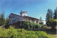 REDUCED! Custom home on 40 subdividable  acres in Sunny Shuswap!