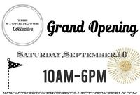 The Stone House Collective GRAND OPENING