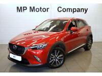 2016 16 MAZDA CX-3 2.0 SPORT NAV 118 BHP, 5DR 6SP HATCH,1 OWNER,FSH,WRNTY03/2019