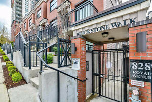 Gorgeous New Westminster Townhouse for Rent