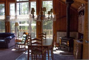 Cottage (Val des Bois Qc) on very private lot/Chalet Val des Boi Gatineau Ottawa / Gatineau Area image 8