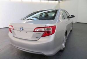 From only $82 p/week on finance* 2012 TOYOTA CAMRY HYBRID SILVER