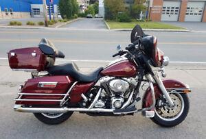 Harley Davidson FLHTC 2008