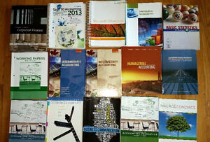Books - NBCC Business Administration Course (ONLY 8 BOOKS LEFT)
