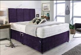🛏️🚚🇬🇧DIVAN BEDS & MATTRESS (DELIVERED FREE)🚚