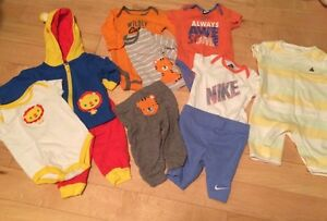 4 baby outfits for sale