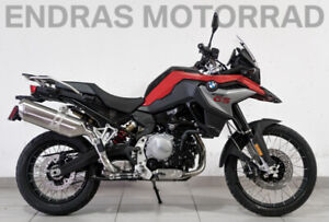 2019 BMW F850GS- Racing Red- $20,495 + HST