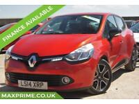 2014 RENAULT CLIO 1.5 DCI DYNAMIQUE MEDIANAV ENERGY S/S 2 OWNERS + FULL HISTORY