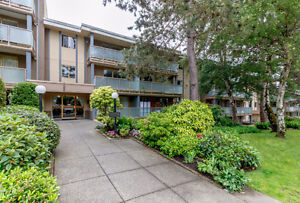 2 Bed, 2 Bath Lovely Saanich Condo