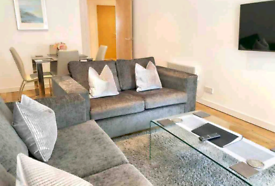 2 Bedroom Apartment Central London.