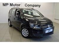 2013/13-VOLKSWAGEN TOURAN 1.6TDI ( 105PS ) TECH ( S/S ) BLUEMOTION S 6SP 7ST