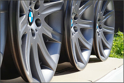 BMW POWDERCOATED Genuine Factory 19 BBS M #95 OEM E65 E66 F30 E90 E38 F10 M5 M3