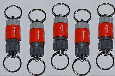 5 Stück Gardena  Schlüsselanhänger Keychain Sammlerstück !! neu !!