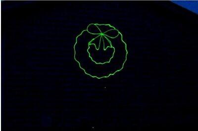 Halloween Light Shows (Christmas Halloween Light & Sound Green Laser Show Projector)